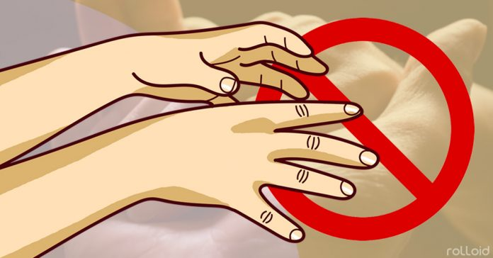 6 partes de tu cuerpo que nunca deberias tocar