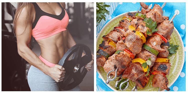 5 consejos para quemar grasa sin perder músculo